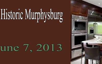 2013 Kitchens of Murphysburg Tour