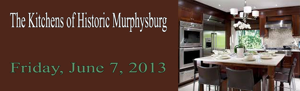Kitchens of Murphysburg Tour