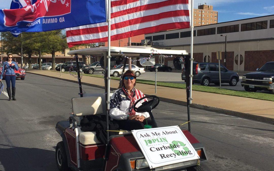 Joplin Area Veterans Day Parade