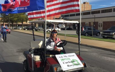 Joplin Area Veterans Day Parade