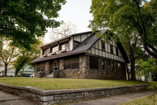 JOHN A. COTTON HOUSE