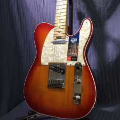 Fender Telecaster S1 Wiring Diagram 97 Ford Expedition American Elite Aged Cherry Burst