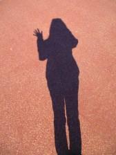 ... Schattenspiele.