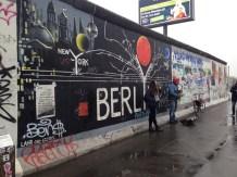 Berlin mit Musiker
