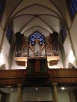 Auf dieser prächtigen Orgel hat schon Beethoven gespielt
