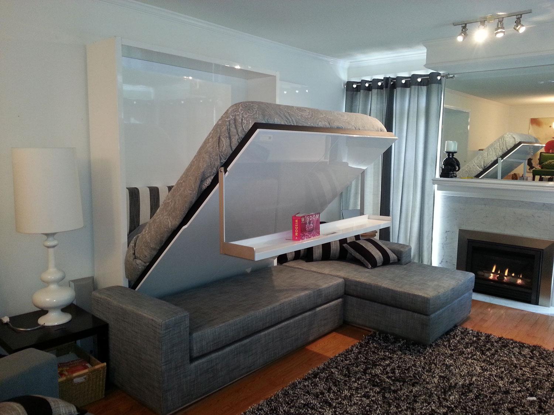 sofa murphy bed combination chair company jobs wall from murphysofa gas mechanism