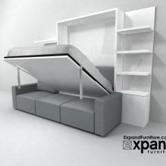 Space Saving Sofa Beds Office 2015 Wall Bed Sofas And Desks Murphysofa