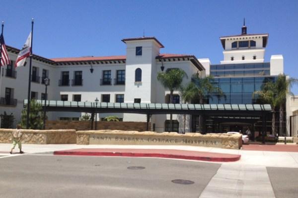 Santa Barbara Cottage Hospital | Murray Company ...