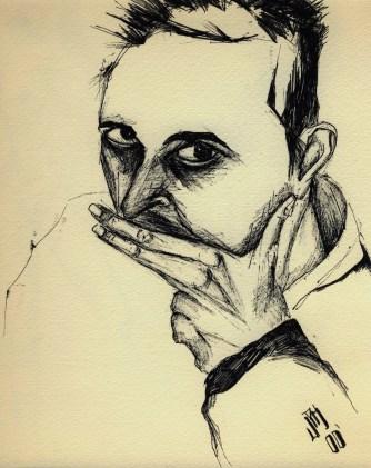 Self portrait 11(edited)