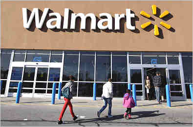 Lessons From Walmart
