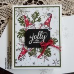 Stampin' Up! – 3 Jolly Gnomes
