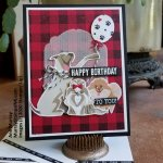 Puppy Love: 3 Birthday Cards