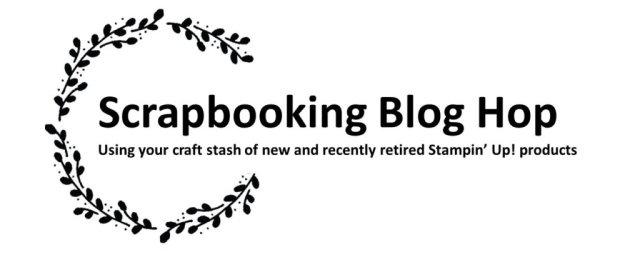 Scrapbook Blog Header