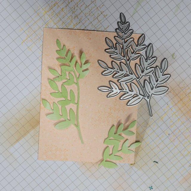 cut foliage apart