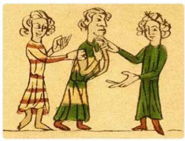 cross-dressing men