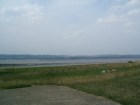 Severn Estuary at Shepperdine