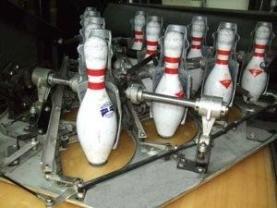 Used Bowling Alley Equipment - Murrey International