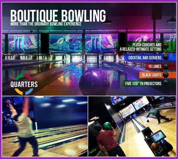 Boutique bowling
