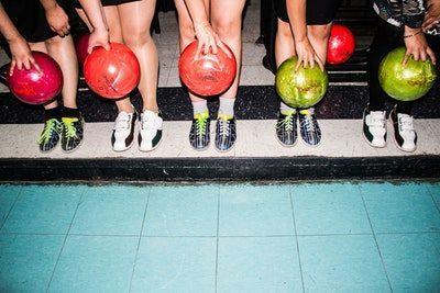 Bowling at home