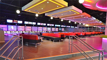 X Lanes Murrey Bowling