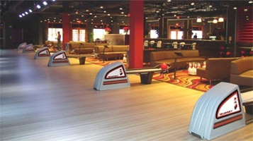 Bowling Alley Construction