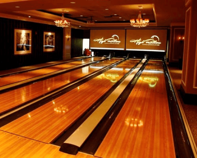 home and residential bowling alleys by Murrey International