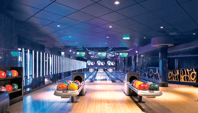 residential bowling alley installation and construction, bowling alley for home