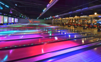 Bowling Alley LaneFX LED Lighting