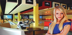 Bowling equipment manufacturer, home bowling installations