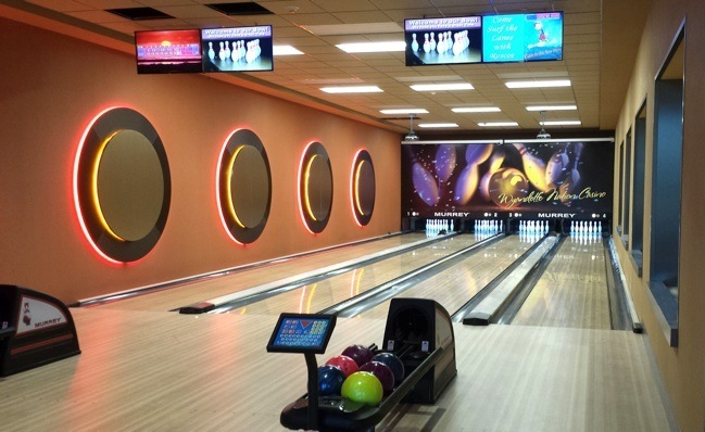 Boutique Bowling Lanes at Wyandotte Nations Casino