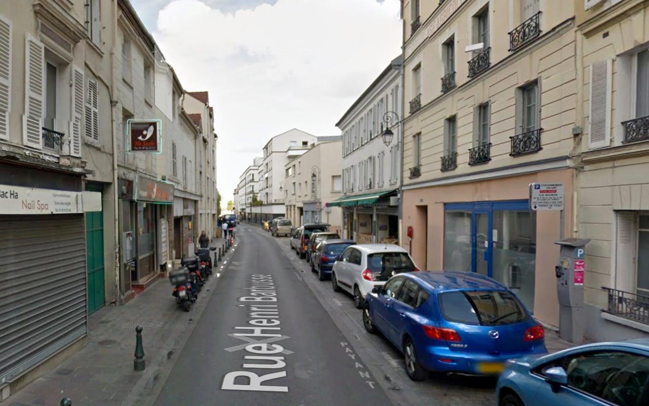 Nanterre  Murs de boutique libres  Murs de Boutique