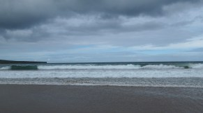 Lacken strand, Co Mayo
