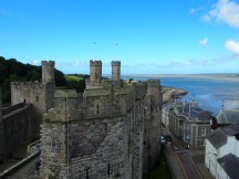 Caernafron castle