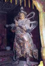 Wei Tuo Pú sà  (Bodhisattva Skanda),Baima Monastery .image.jpg.