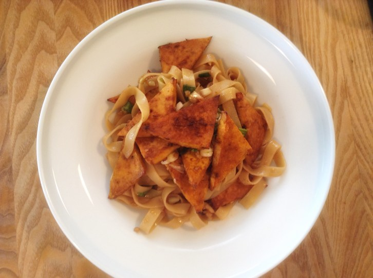 Vürtsikas tofu