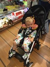 Både shopping...