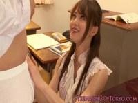 【無修正】極上美人お姉さんの吉沢明歩の汗だくセックスがエッチで抜ける潮吹き動画