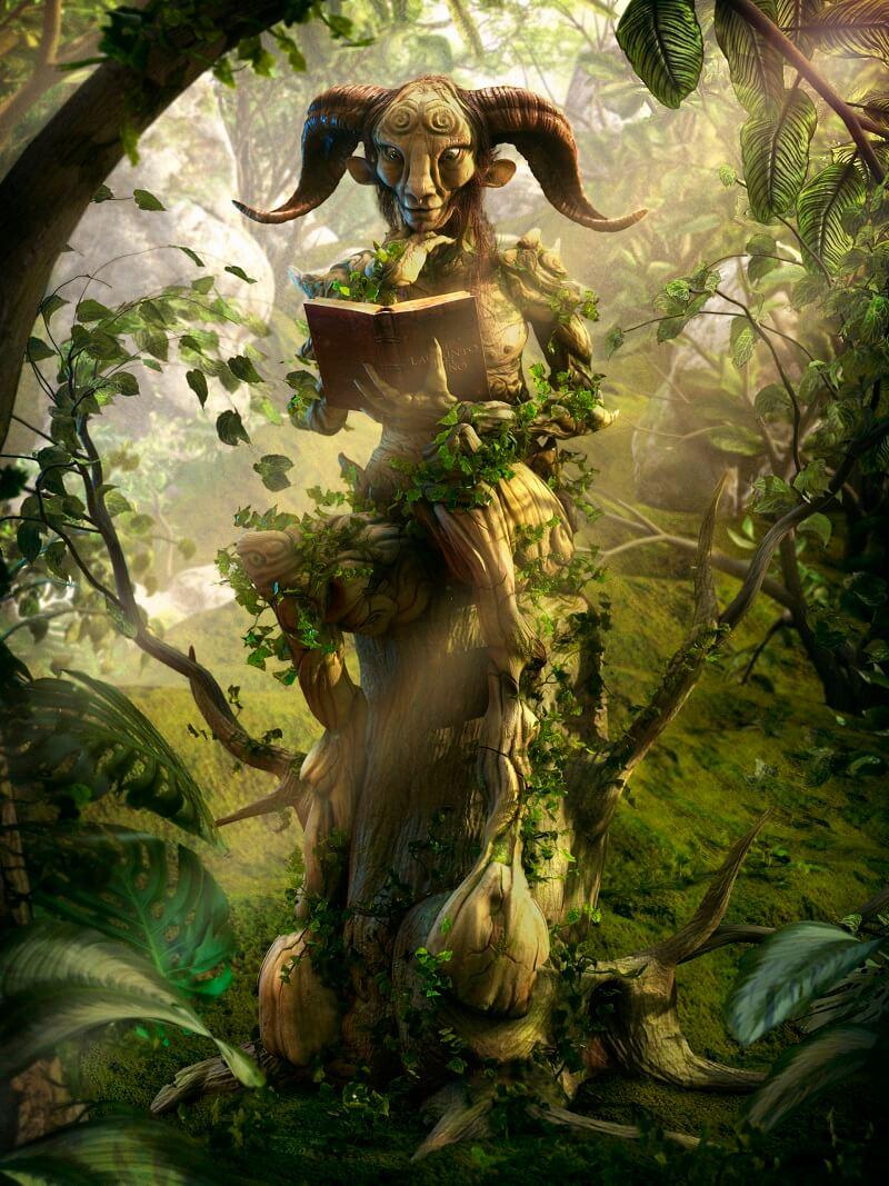 Men idag är de bara de gamla grekiska myterna och legenderna. Och att tro på den verkliga existensen av dessa varelser av alla.