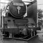 懐古園の蒸気機関車 <br> - C56 144 –