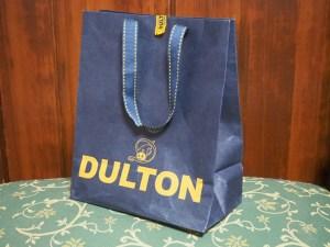 DULTON 今日の買い物