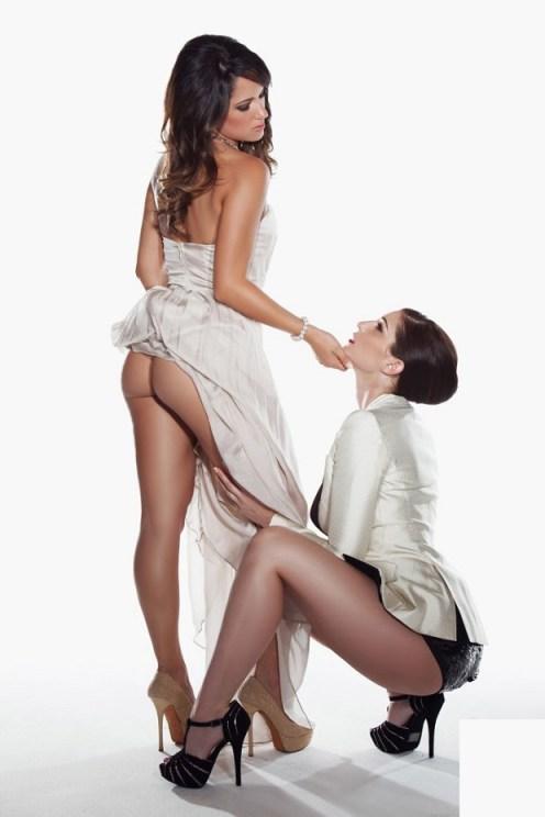 Carlotta Champagne & Kimberly Kisselovich Perfectas