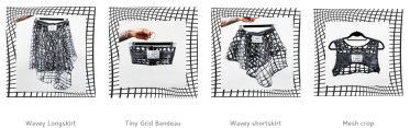 UrbClothing | Grid collection
