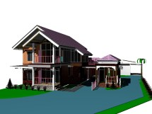 Two-Storey Residential Building