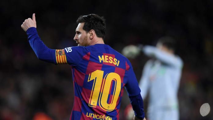 The Best FIFA Football Awards™ - News - Lionel Messi: Assists, goals and  records - FIFA.com