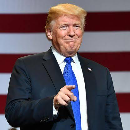Twitter and Facebook suspend Donald Trump