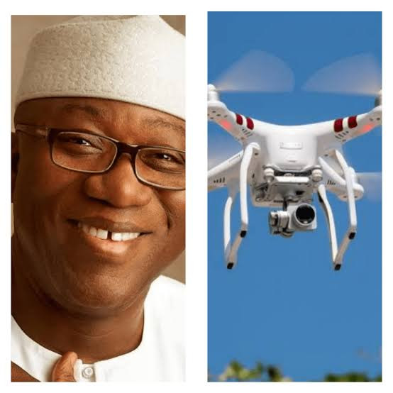 Ekiti to procure N550m drones to fight kidnapping, banditry