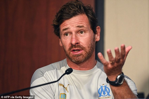 Update: Andre Villas-Boas is sacked as Marseille manager after he offered to resign over club signing a player he didn