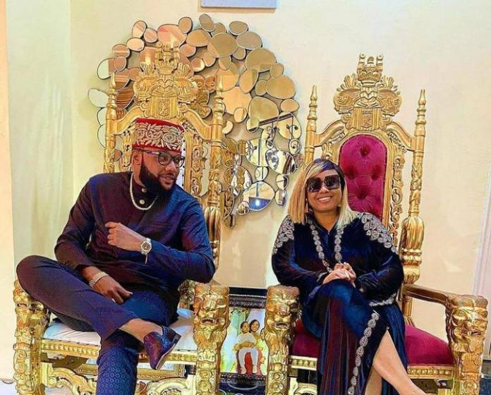 E-Money's wife celebrates him on his birthday