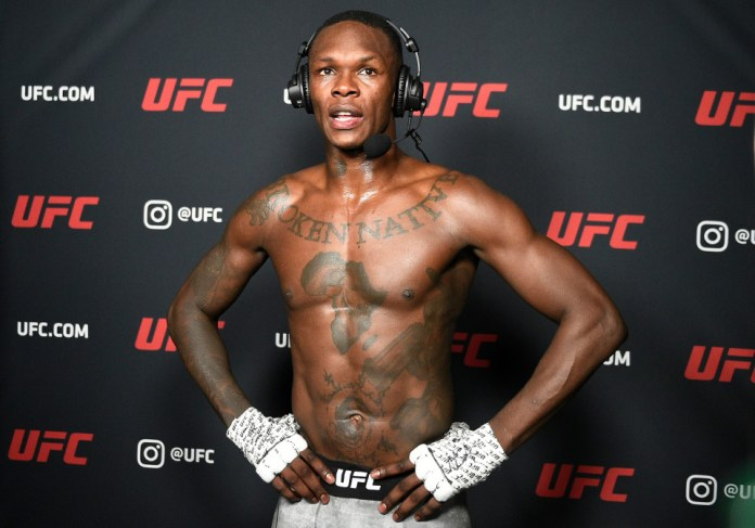 Israel Adesanya dropped by BMW after ?rape? comments to rival Kevin Holland