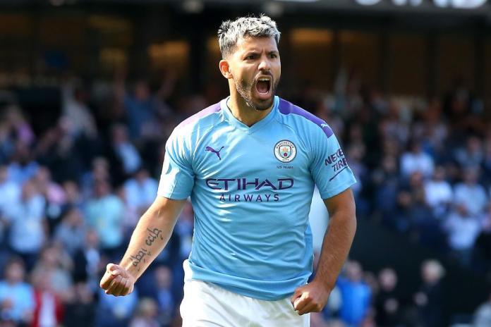 Manchester City legend, Sergio Aguero announces he